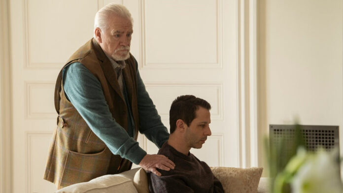 Succession 2 - Brian Cox e Jeremy Strong