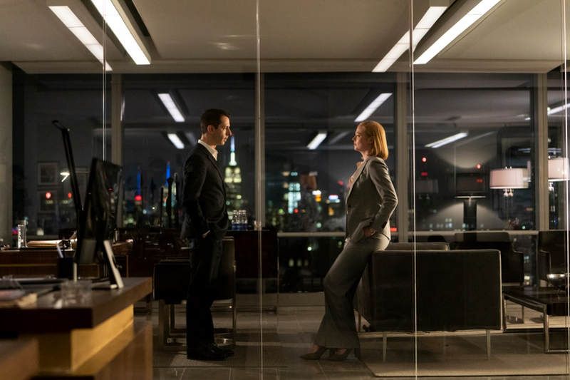 Succession 2 - Jeremy Strog e Sarah Snook