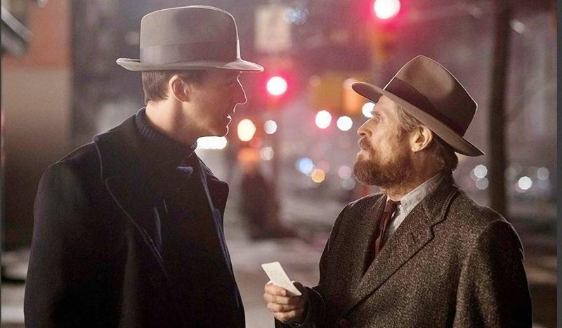 """Una scena di """"Motherless Brooklyn - i segreti di una citta"""""""