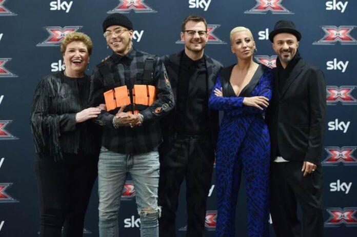 X Factor 2019 - Giuria