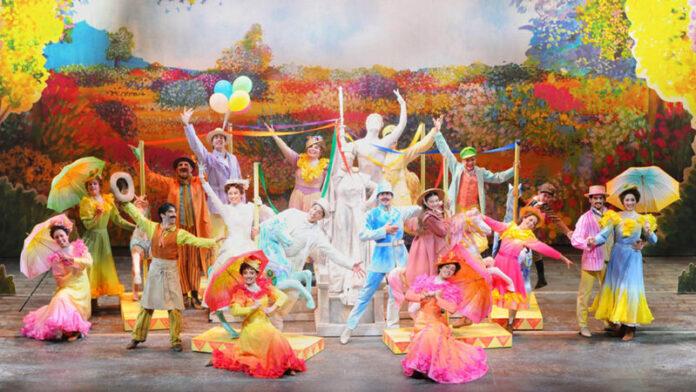 Mary Poppins - Il Musical: annullate le repliche del 17, 18, 19 e 20 ottobre