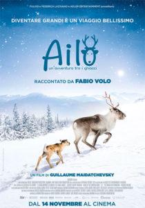Ailo - Un'avventura tra i ghiacci - locandina