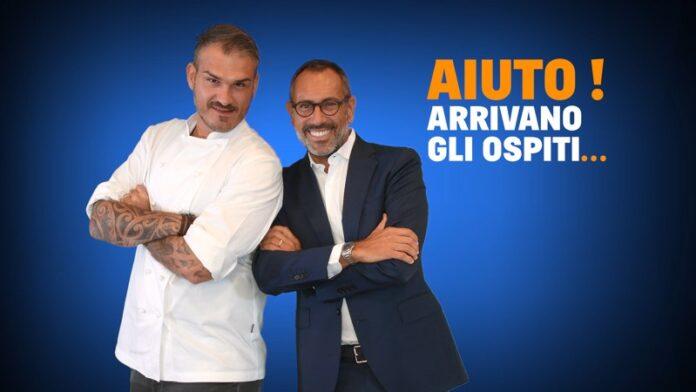Andrea Castrignano e Roberto Di Pinto - Aiuto! Arrivano gli Ospiti