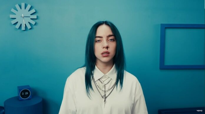 Billie Eilish - Mtv EMA 2019