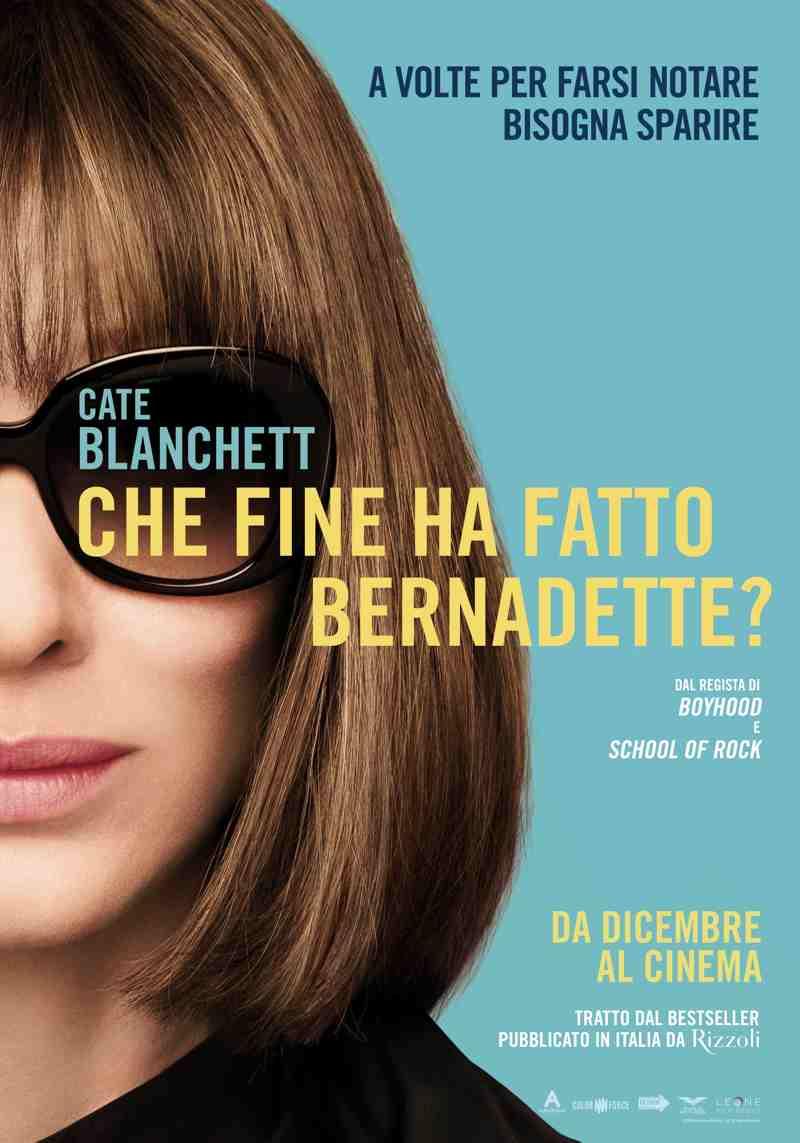 Che fine ha fatto Bernadette - poster