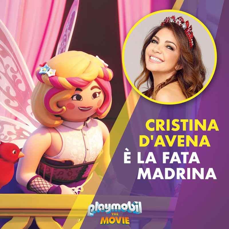Cristina D'avena - Playmobil