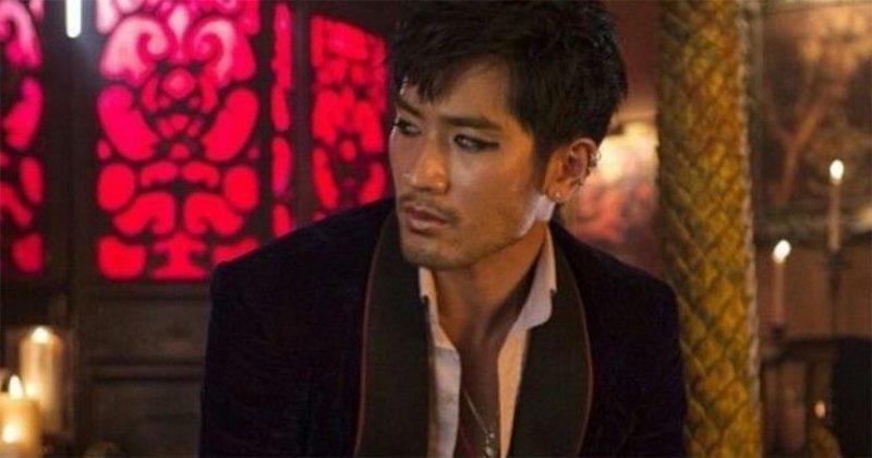 Godfrey Gao in Shadowhunters