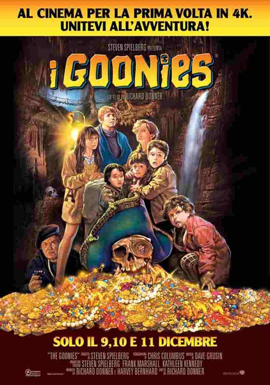 I Goonies - poster