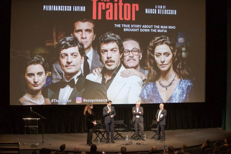 Italy On Screen Today Film Fest - Il Traditore