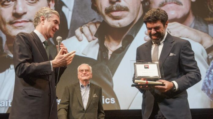 Italy On Screen Today Film Fest premio a Favino