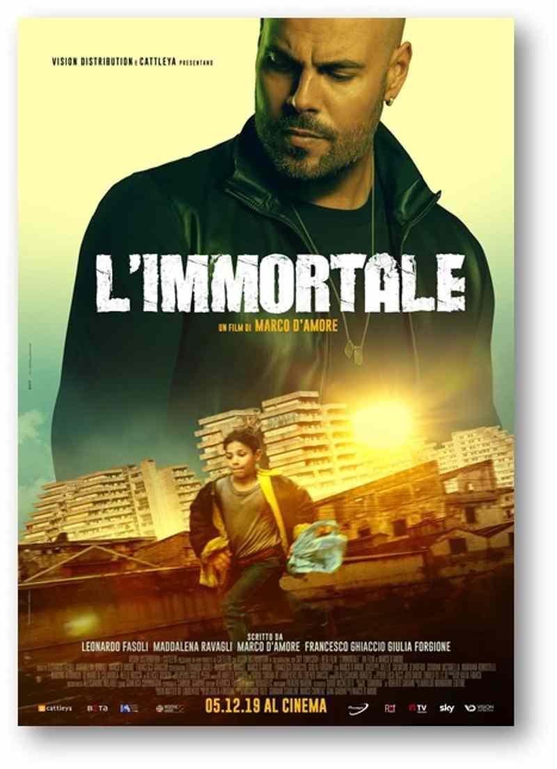 L'immortale - poster