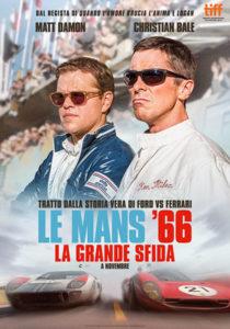 Le Mans '66 - La grande sfida - locandina
