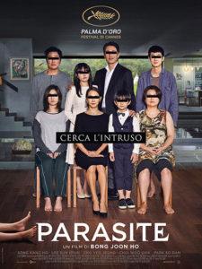 Parasite - locandina