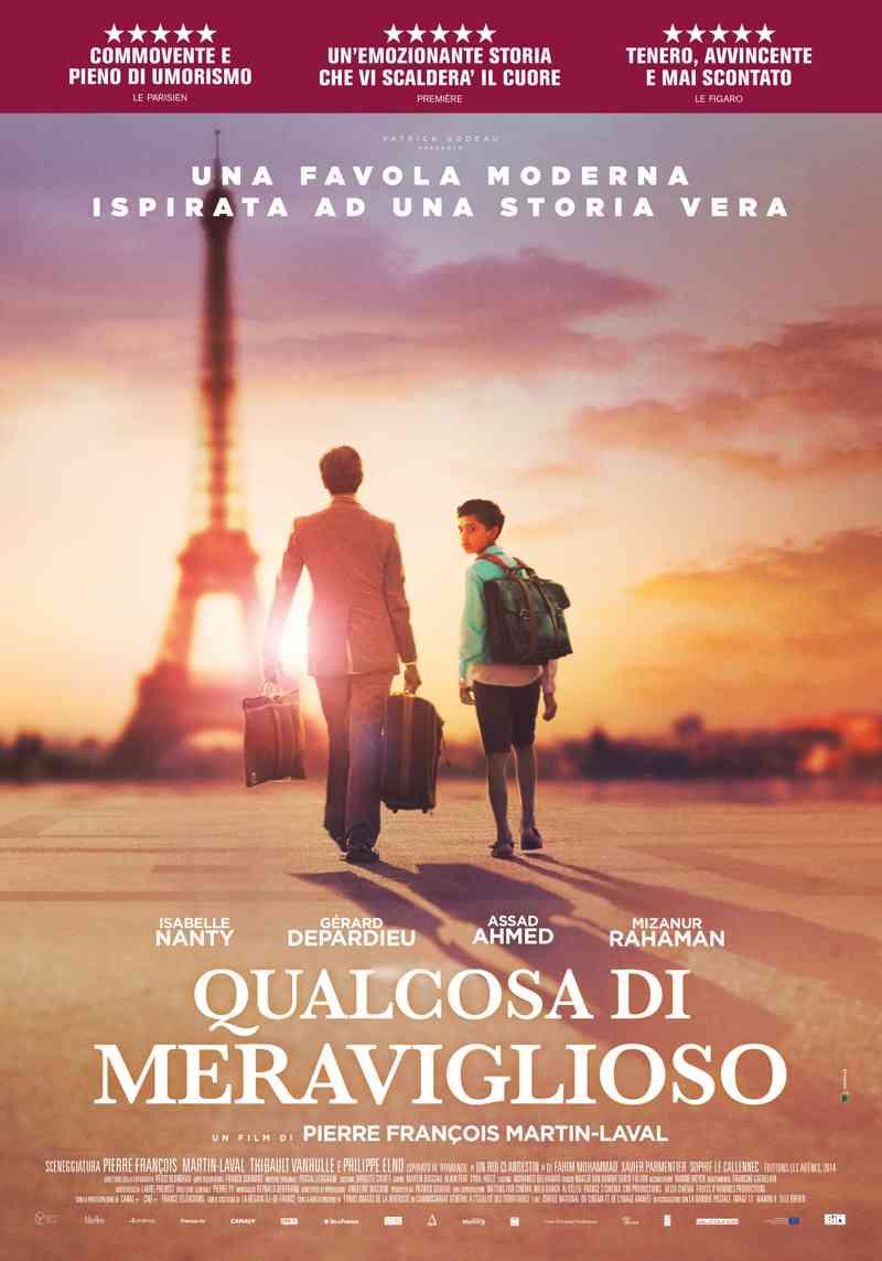 Qualcosa Di Meraviglioso - poster