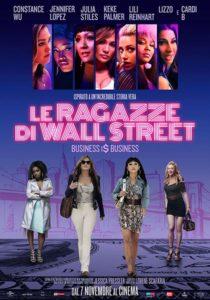 Le ragazze di Wall Street - locandina