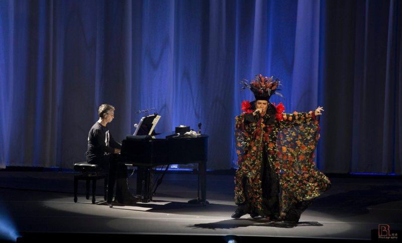 Renato Zero - Zero il folle in Tour - Medley 1 (foto Barbara Rea)