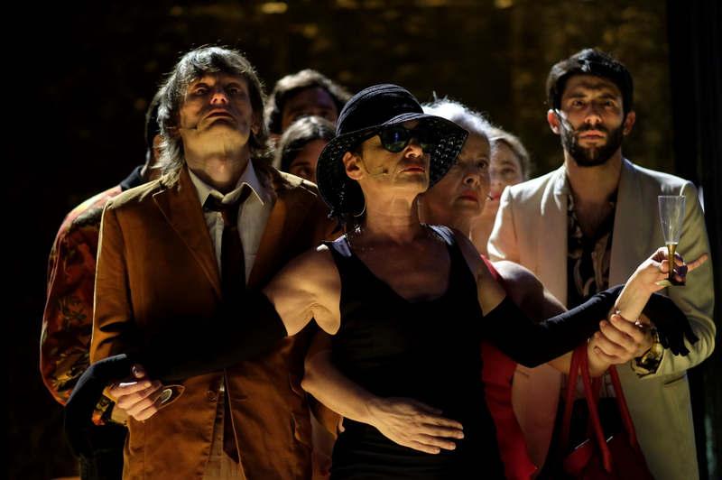 Satyricon - Michelangelo Dalisi, Alessandra Borgia, Anna Redi