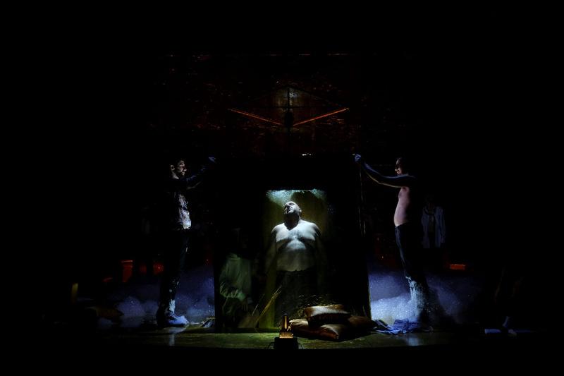Satyricon - Teatro Argentina