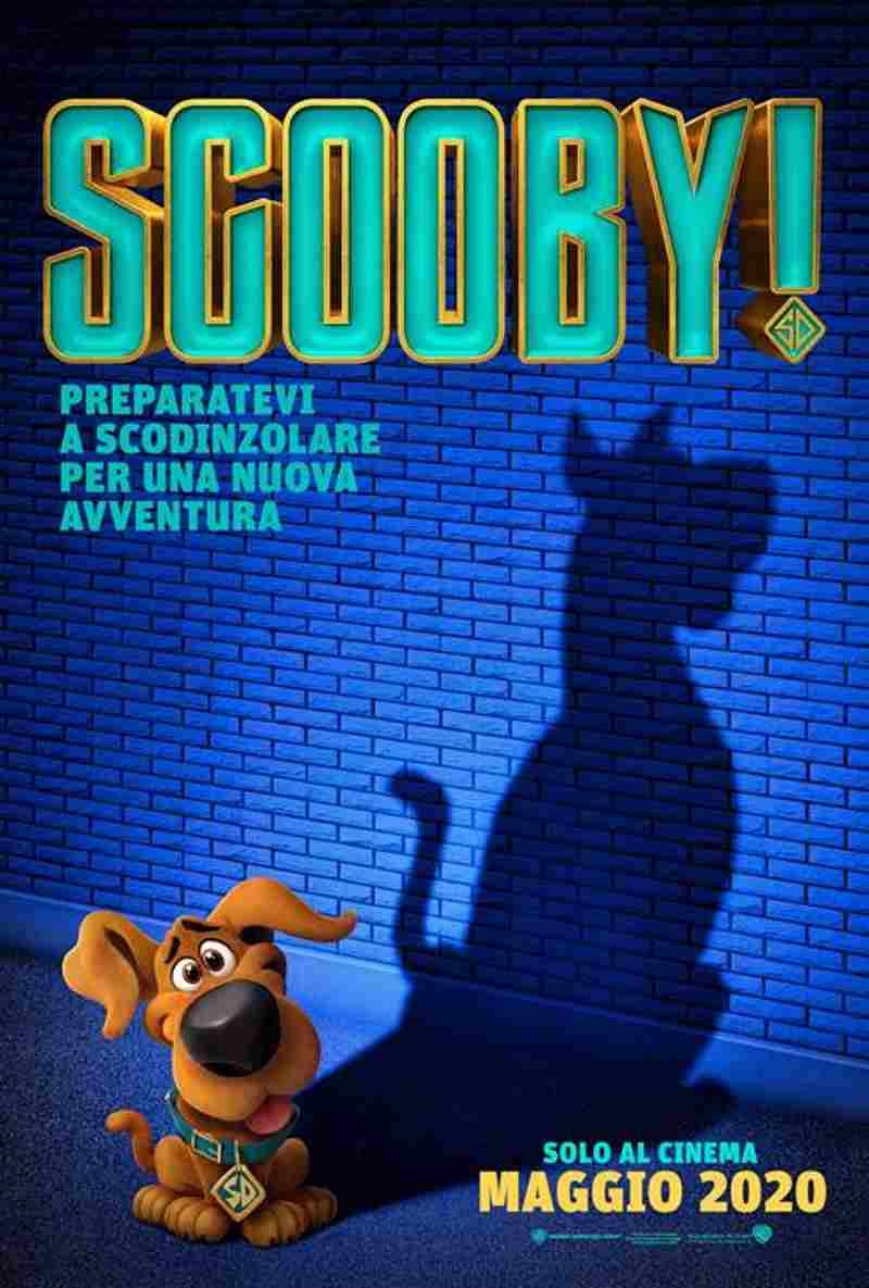 Scooby! - poster