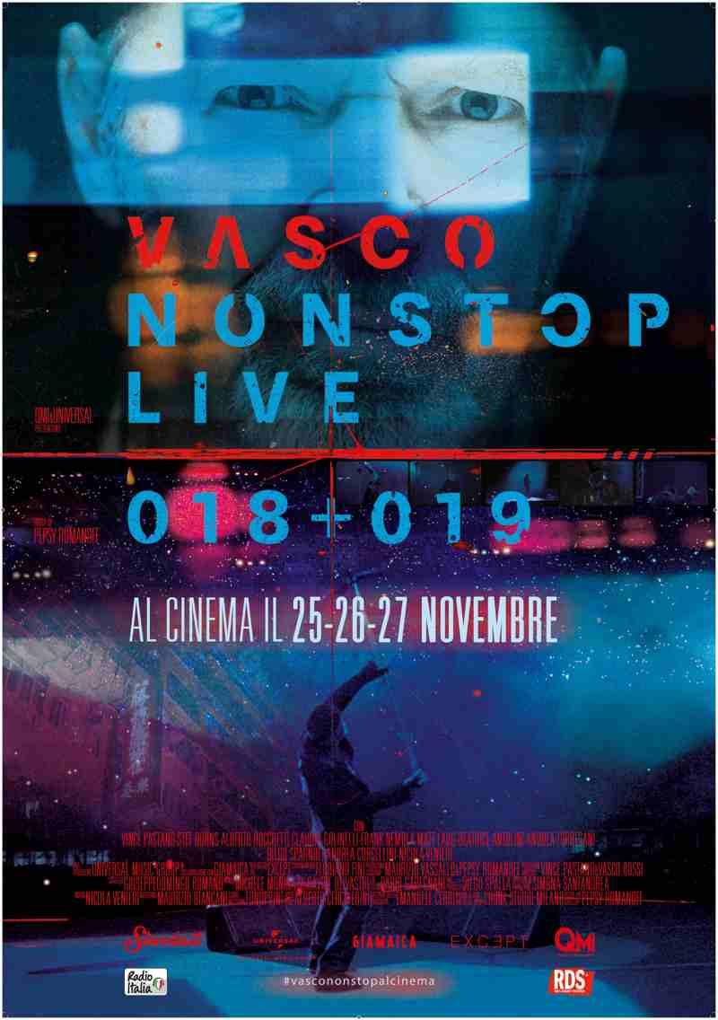 Vasco NonStop Live 018+019 - poster