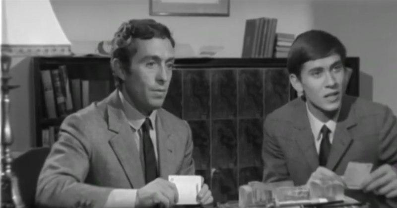 Vittorio Congia e Gianni Morandi in Se non avessi più te