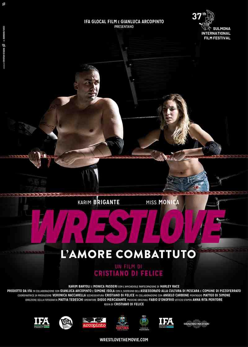 Wrestlove - poster
