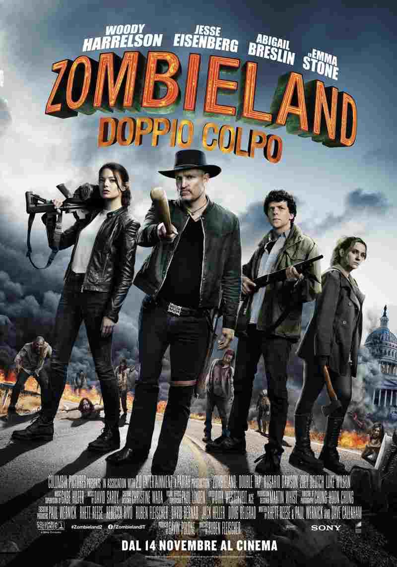 Zombieland – Doppio Colpo - poster