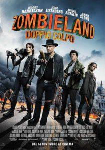Zombieland - Doppio colpo - locandina