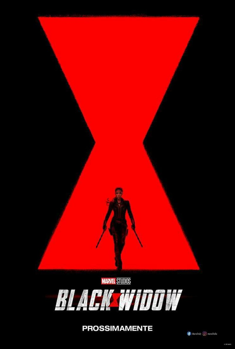 Black Widow - Poster