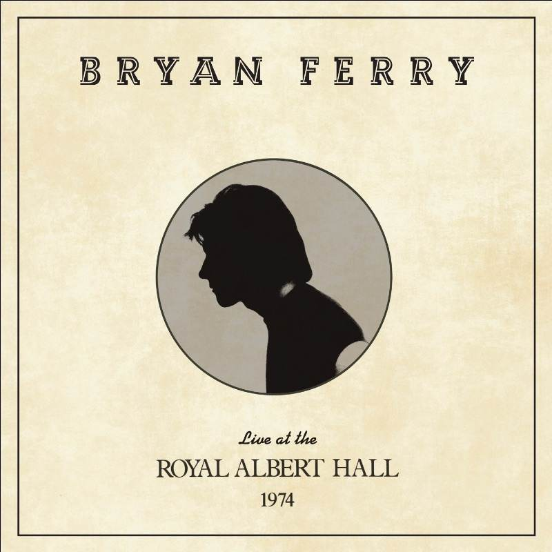 Bryan Ferry cover disco 2020