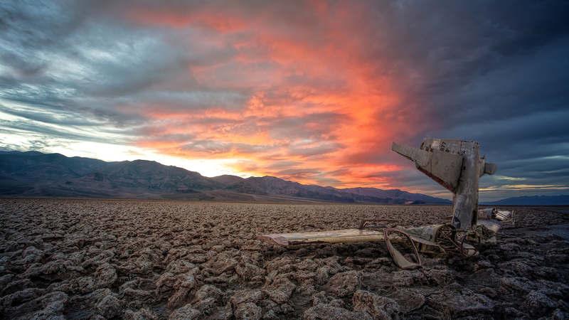 Death Valley - Star Wars