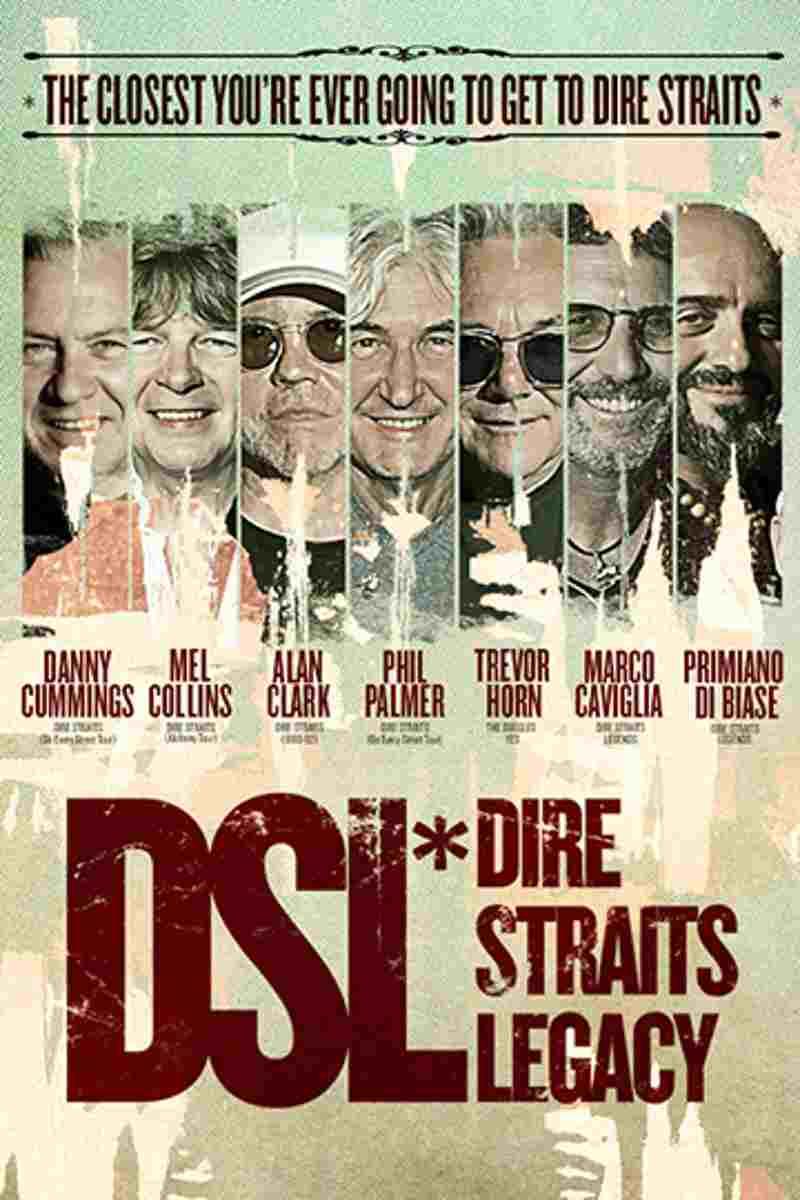Dire Straits tour 2020 locandina