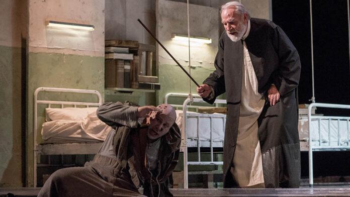 La tempesta al Teatro Vascello: debutto romano per l'ultimo capolavoro di Shakespeare