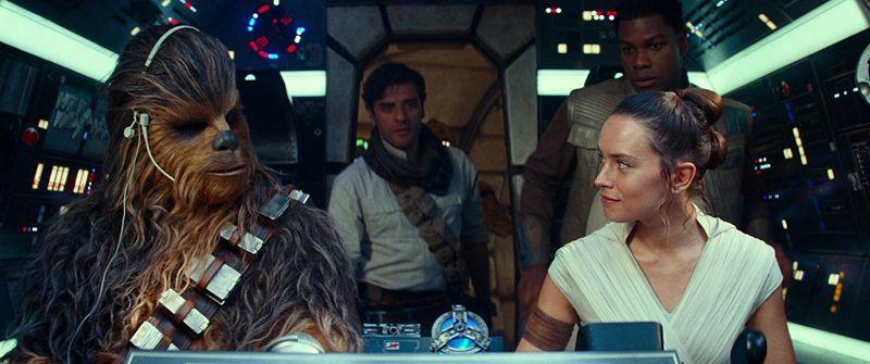 L'ascesa di Skywalker - Cast 2