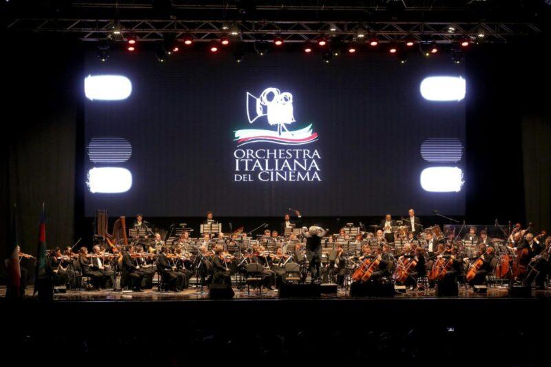 Orchestra Italiana del Cinema - Concerto in Vaticano 2019