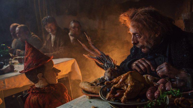 Pinocchio - Massimo Ceccherini e Federico Ielapi