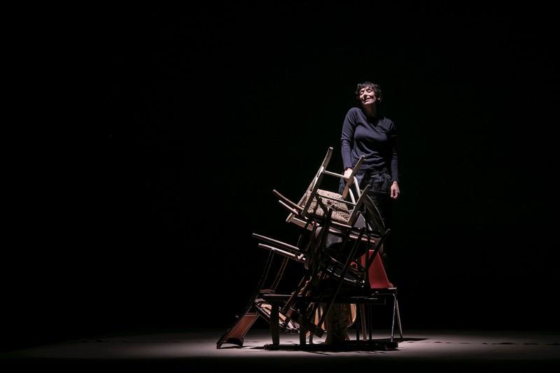 Roma Fringe Festival 2020 - Io sono chi