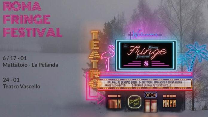 Roma Fringe Festival 2020 - poster