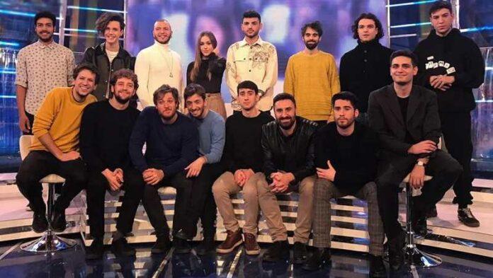 Sanremo Giovani finalisti 2