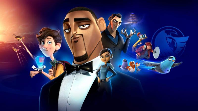 Spie sotto copertura, recensione: una vera spy story d'animazione