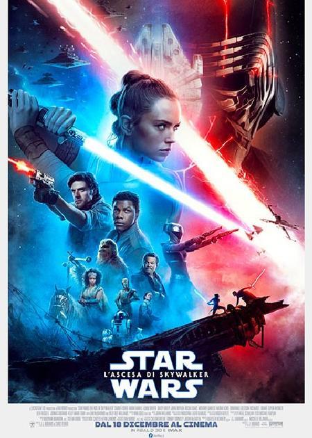 Star Wars - L'ascesa di Skywalker - locandina