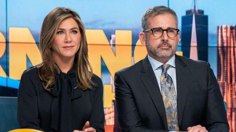 The Morning Show - la serie in onda su Apple Tv+ con Jennifer Aniston e Steve Carell