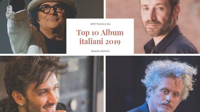 Top 10 album 2019