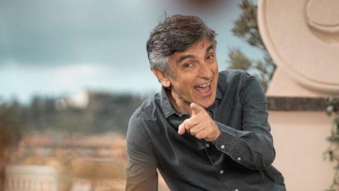 Vincenzo Salemme in scena con Napoletano? E famme 'na pizza