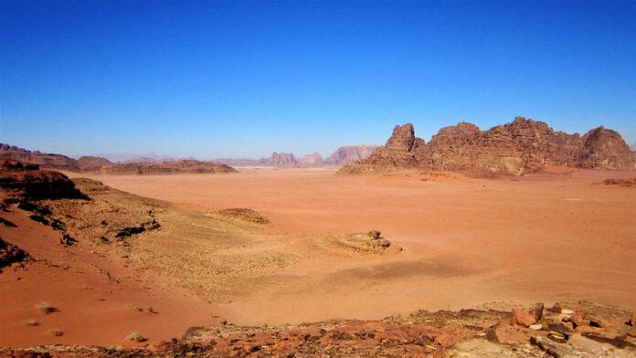 Wadi Rum - Star Wars