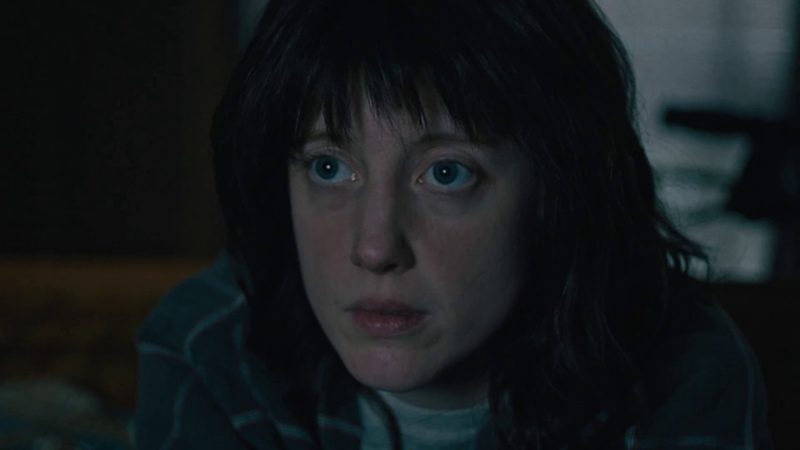 Nancy - Andrea Riseborough