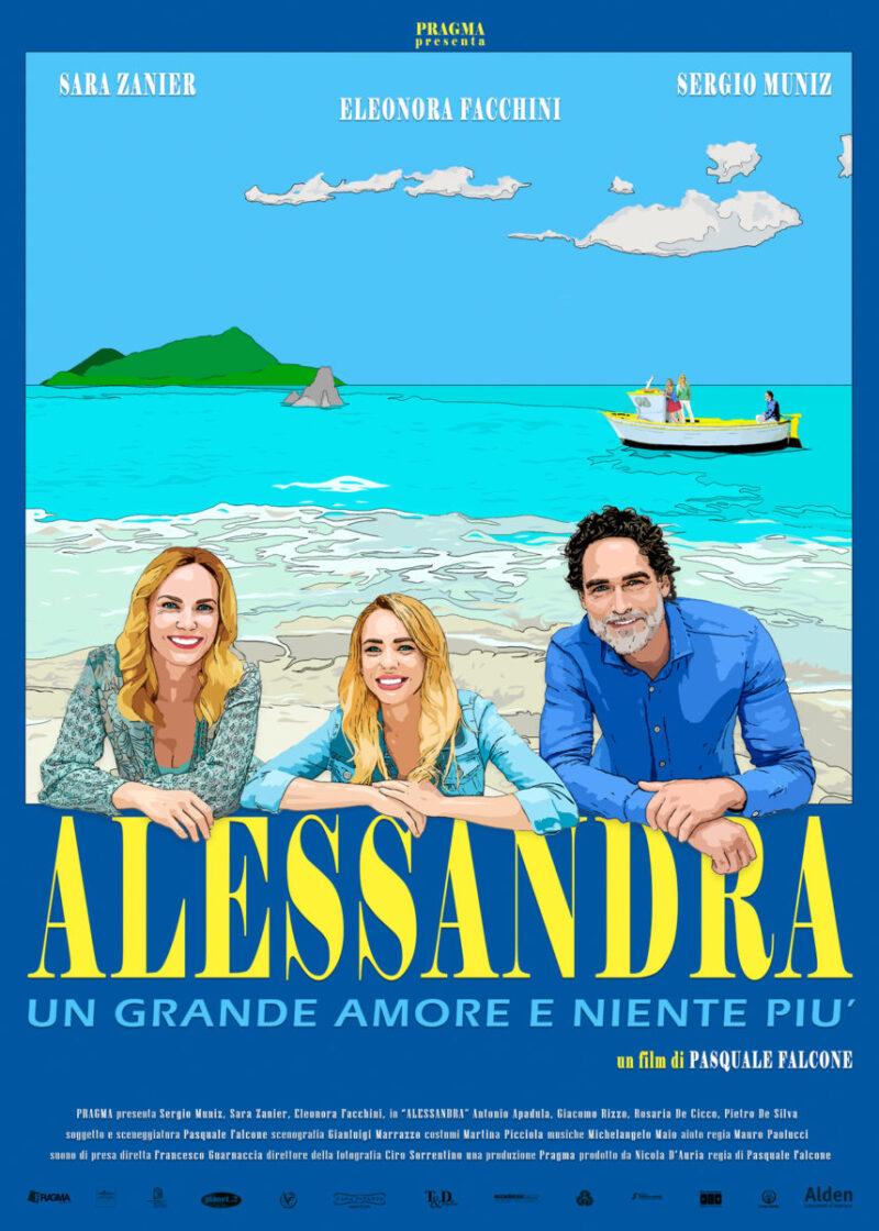 Alessandra - poster