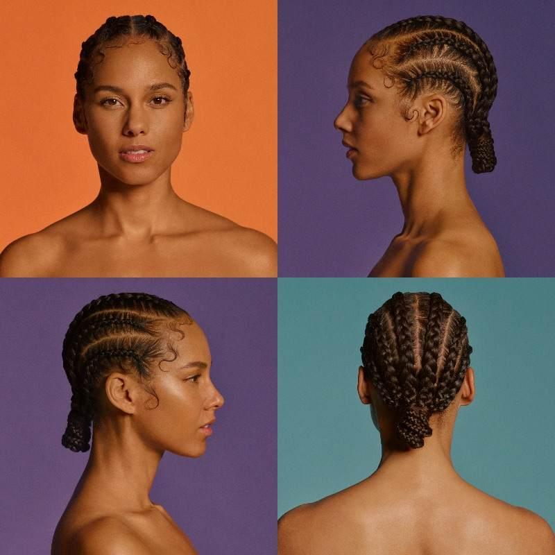 Alicia Keys cover Alicia