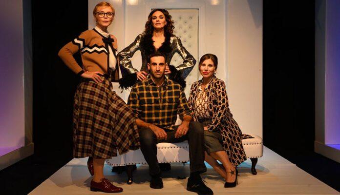 Figlie di Eva: girl power alla Sala Umberto con Cucinotta, Belvedere e Andreozzi