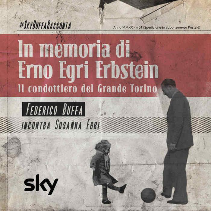 Giornata della memoria Sky - Federico Buffa incontra Susanna Egri